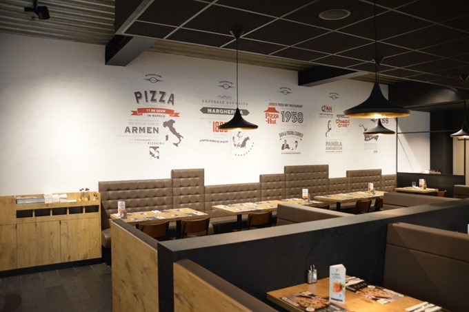 Wallpaper - Pizza Hut